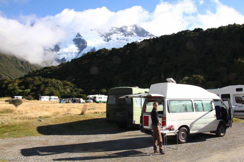 Mont Cook Glacier-1